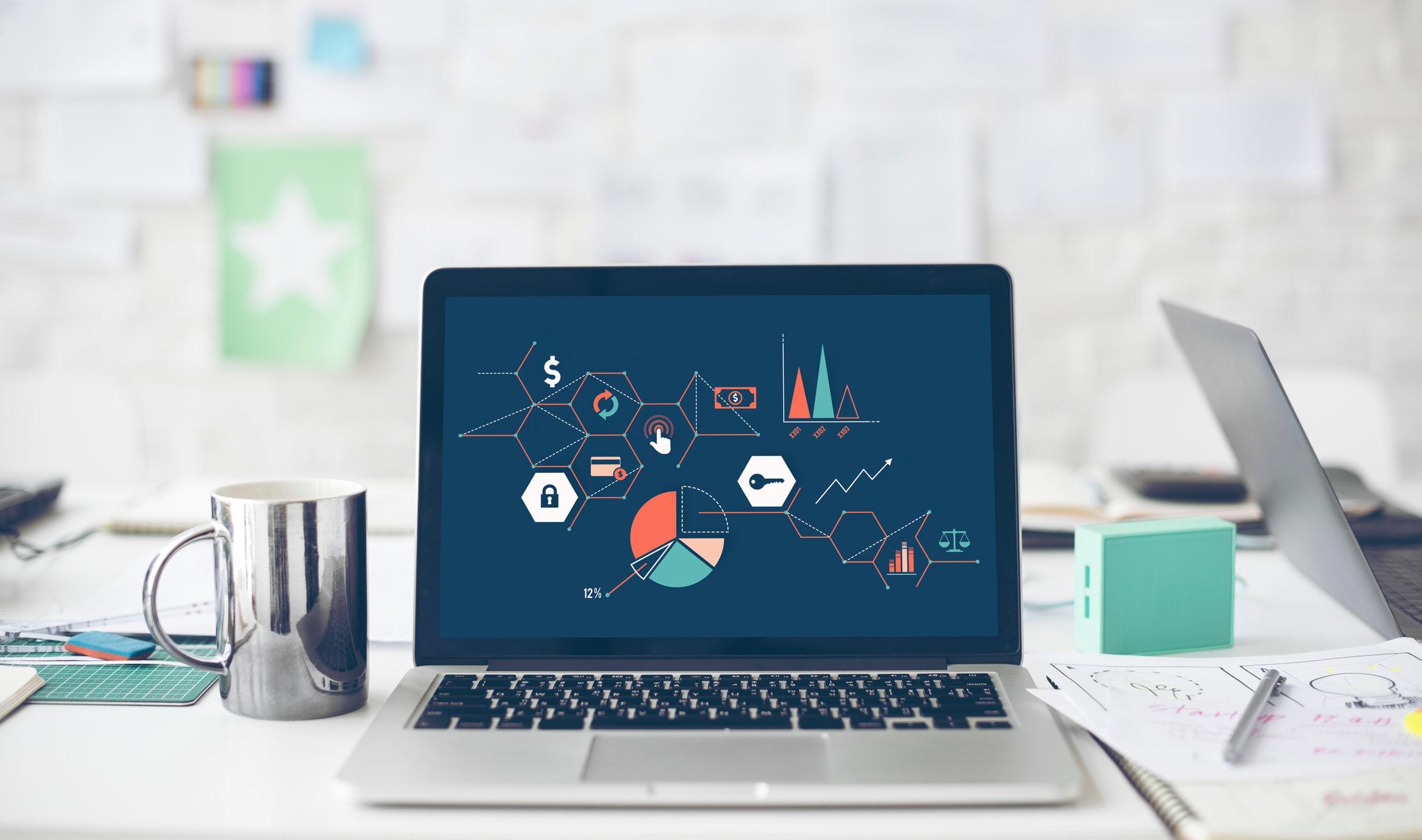 Desarrollo de webs corporativas con diseños personalizados