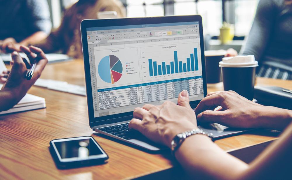 Gestión y generación de informes y diagramas - Gestión de Recursos Humanos